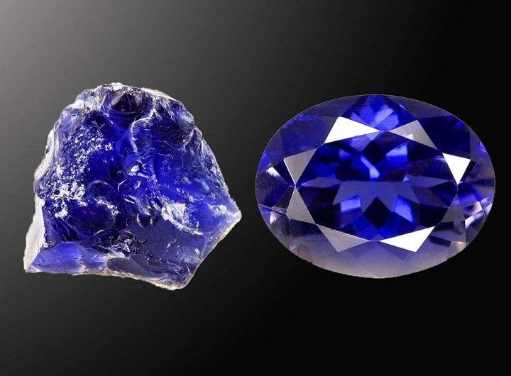 Đá Sapphire thuộc họ nhà Corundum