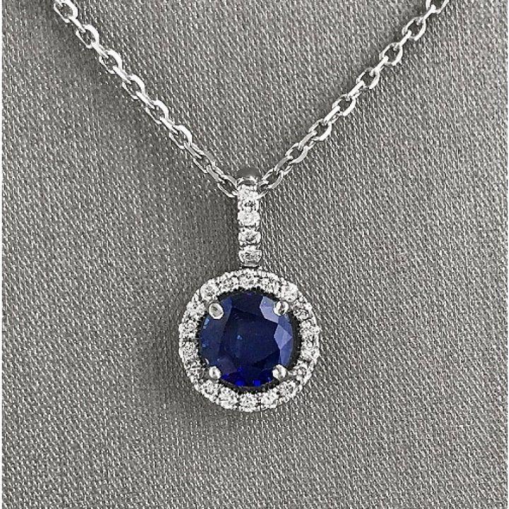 Trang sức làm từ đá Sapphire