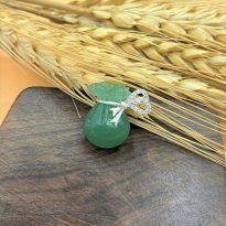 Túi tiền đá Thạch anh xanh (Aventurine)- Thu hút tiền tài