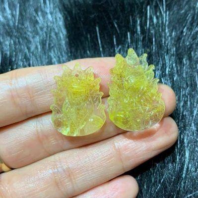 Hồ ly chúa thạch anh tóc vàng vongda5a.com